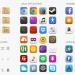 Moka, un set di icone tutto da gustare