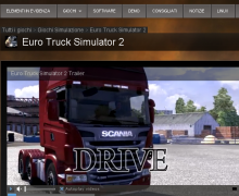 Euro Truck Simulator 2 per Linux rilasciato!