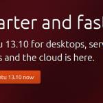 Rilasciata Ubuntu 13.10!