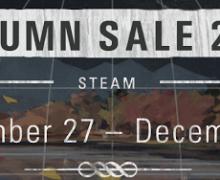 Saldi d'autunno su Steam, risparmia fino all'80%