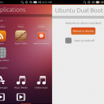 Nuova feature: Ubuntu Touch dual boot con Android