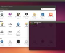 Unity: bloccaschermo proprio e tema senza bordi in arrivo con Ubuntu 14.04