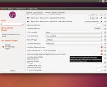 Minimizza finestra dal launcher in Unity