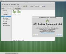 Rilasciato Mate 1.8