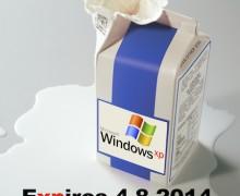 Oggi finisce il supporto di Windows XP