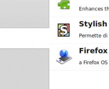 Il simulatore di Firefox OS: come installarlo e usarlo