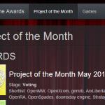 LinuxGamesAwards: vota il progetto del mese di maggio
