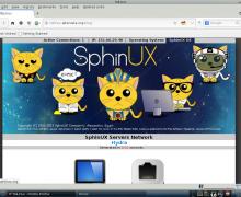 La mia recensione di SphinUX 1.0