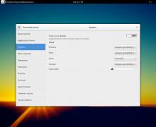 La mia prima volta con GNOME 3