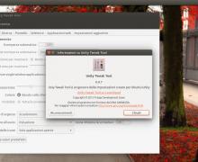"Ubuntu: abilitare il ""minimizza cliccando"" da Unity Tweak Tool"