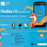 Firefox OS workshop il 17 settembre a Bologna