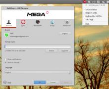 Disponibile MEGAsync per Linux, il client di MEGA.co.nz