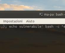ShellShock, grave vulnerabilità in UNIX, scopri se il tuo sistema Linux ne è affetto